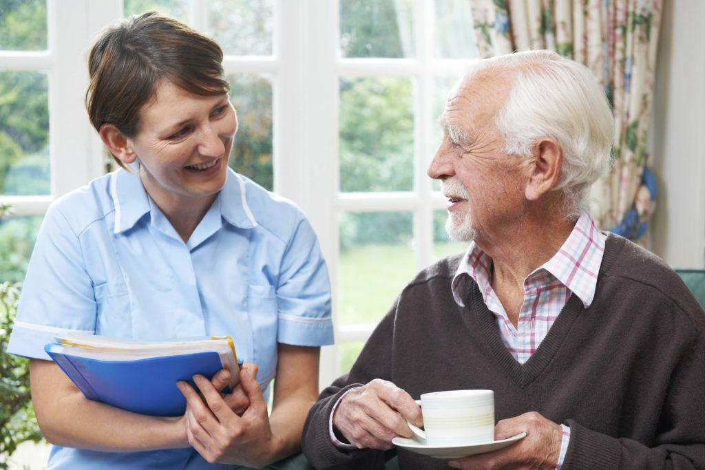 Arranging home care