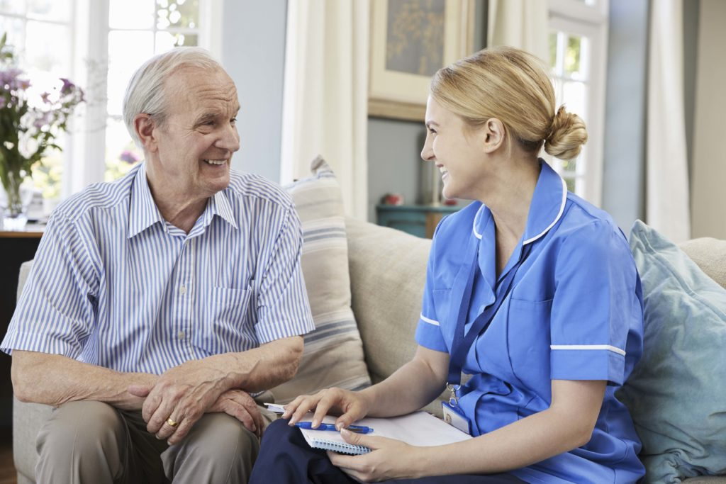 Finding the right carer